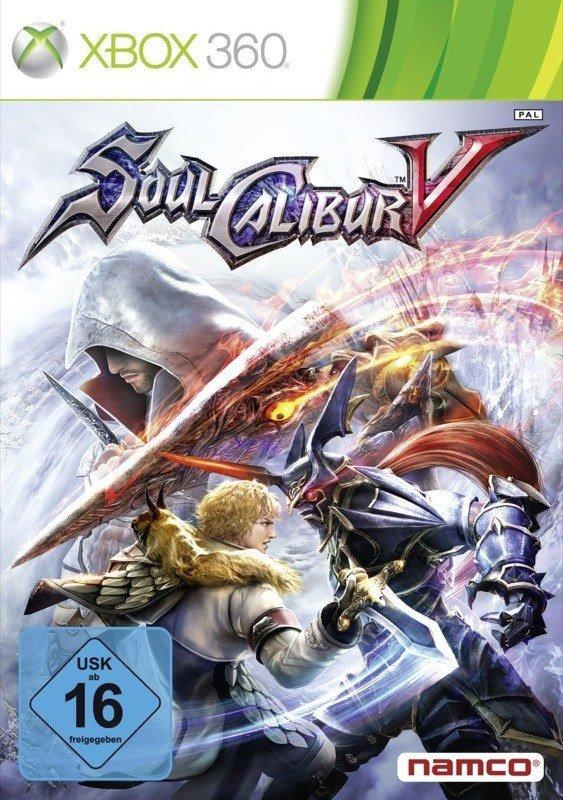 Soul Calibur 5 - Cover Xbox 360