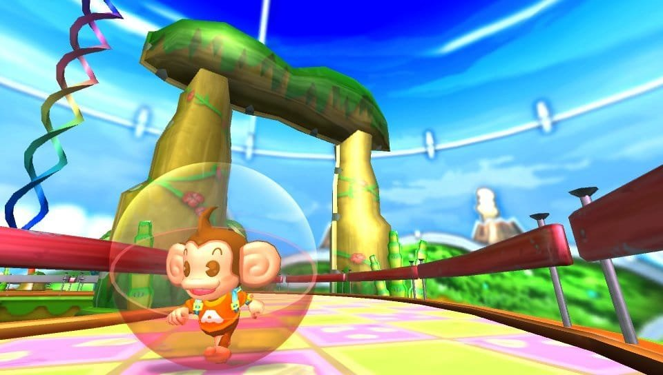 Super Monkey Ball Banana Splitz - Screenshot