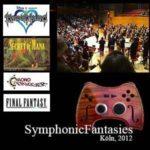 Symphonic Fantasies 2012: Ein Abend für die Ohren in Köln mit Musik von Square Enix