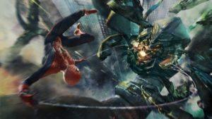 The Amazing Spider-Man - Screenshot
