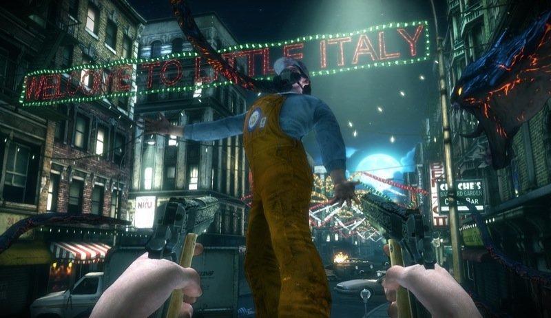 The Darkness 2 - Screenshot