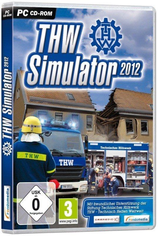 THW-Simulator 2012 - Cover PC