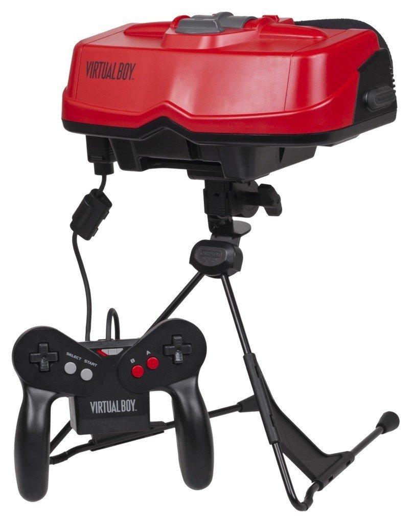 Nintendo Virtual Boy auf einem 3D-Fernseher spielen