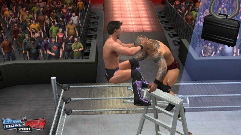 WWE SmackDown vs. RAW 2011 - Screenshot