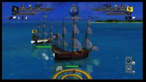 Sid Meier's Pirates! - Screenshot