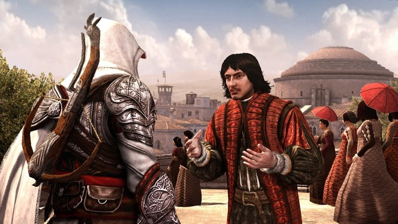 Assassin's Creed: Brotherhood - Screenshot aus Die Kopernikus Verschwörung