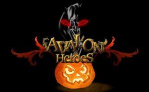 Avalon Heroes - Halloween