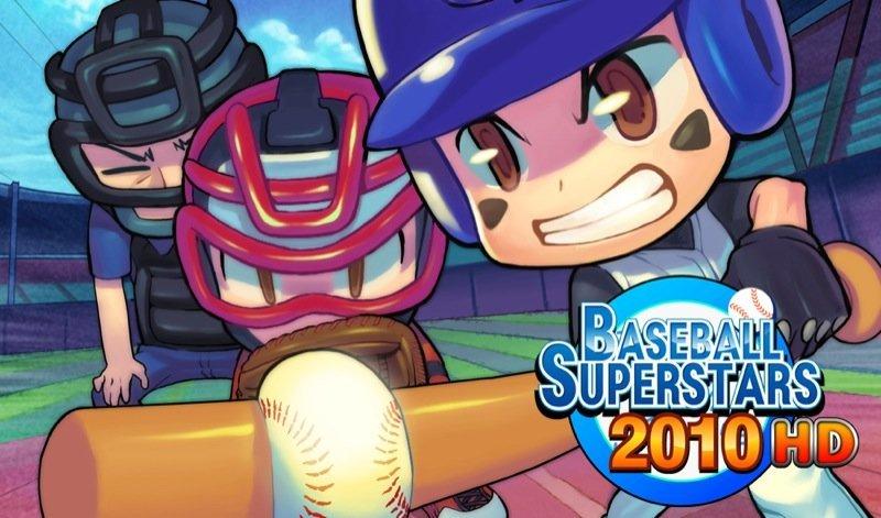 Baseball Superstars 2010 HD für iPad veröffentlicht