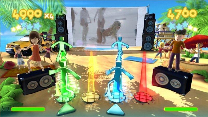 Dance Paradise - Screenshot