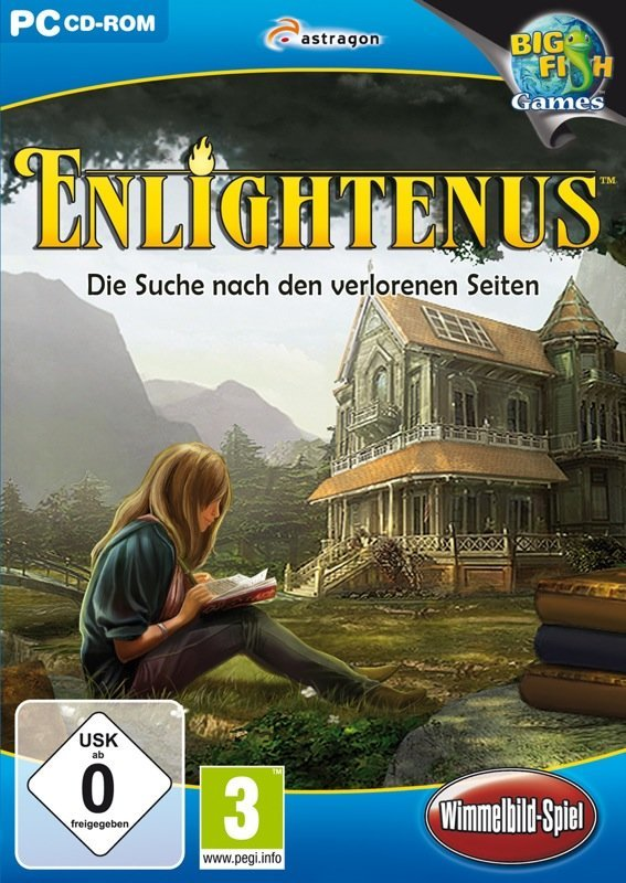 Enlightenus - Cover PC