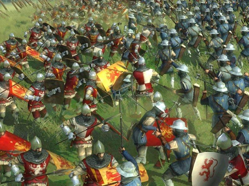 HISTORY Great Battles Medieval - Screenshot