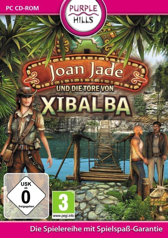 Joan Jade und die Tore von Xibalba - Cover PC