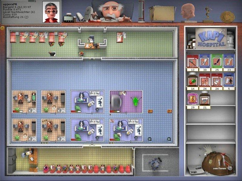 KAPI Hospital - Screenshot