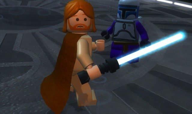 LEGO Star Wars - Screenshot