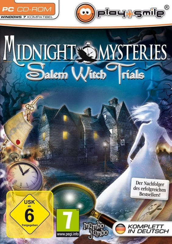 Midnight Mysteries 2 - Cover PC