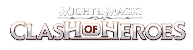 Might and Magic: Clash of Heroes - Logo
