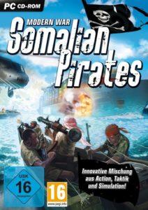 Modern War: Somalian Pirates - Cover PC