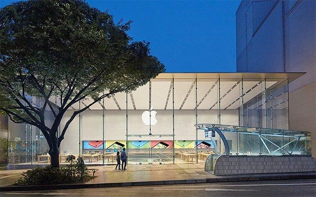 Apple Store (Omotesando, Japan)