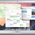 OS X 10.10 auf einem MacBook Air