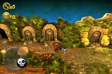 Pirate's Treasure - Screenshot