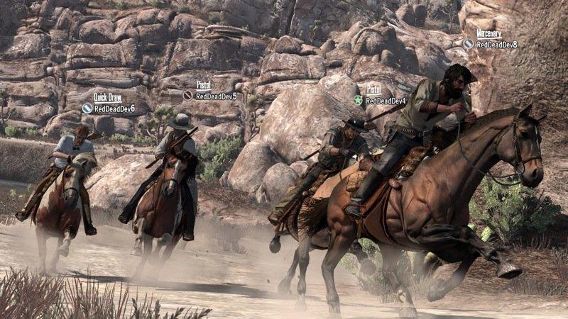 Red Dead Redemption - Screenshot