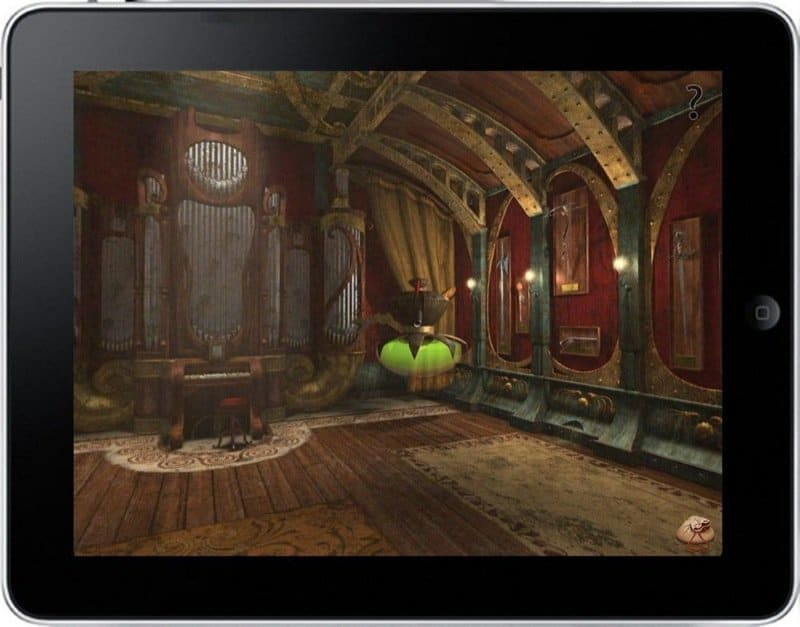Return to Mysterious Island - Screenshot