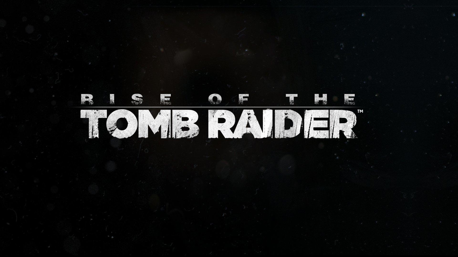 Rise of the Tomb Raider - Logo
