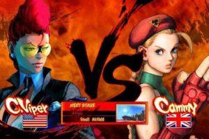 Street Fighter IV - Screenshot