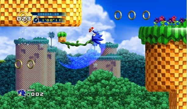 Erscheinungstermin von Sonic the Hedgehog 4 offiziell bestätigt