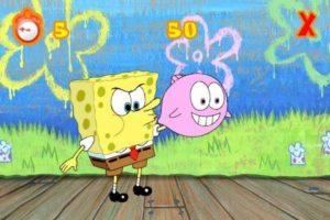 SpongeBob Bikini Bottom Sports - Screenshot