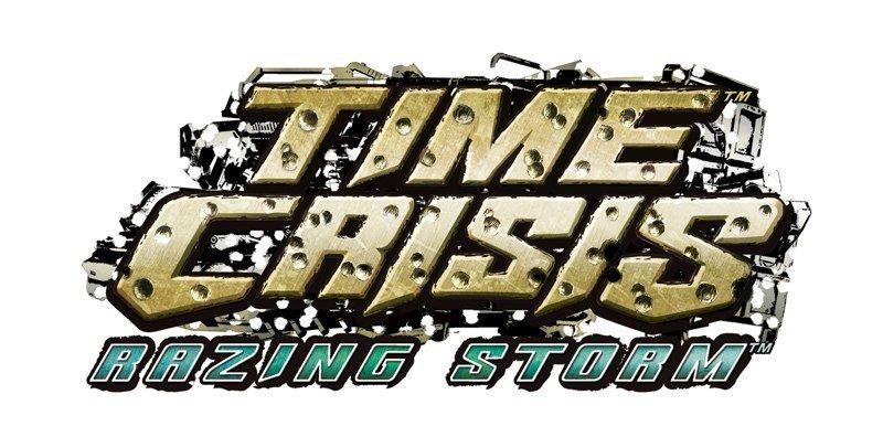Time Crisis: Razing Storm - Logo