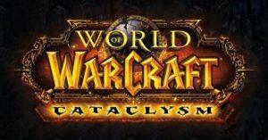 World of WarCraft Cataclysm - Logo