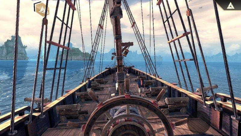 Assassin's Creed Pirates als App der Woche kostenlos für iPhone und iPad
