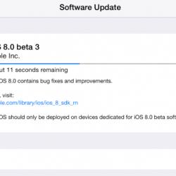 iOS 8 Beta 3 an Entwickler ausgeteilt