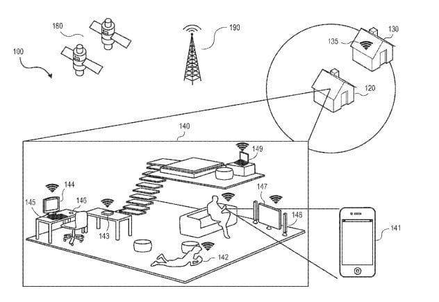 Patent-Zeichnung