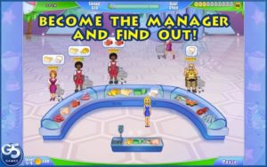 Supermarket Management 2 - Screenshot