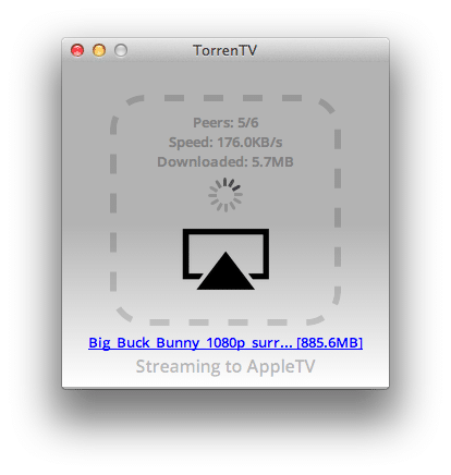 TorrenTV - Screenshot
