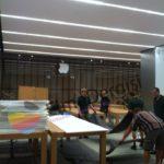 Apple Store - Baufortschritt in Istanbuler Akasya Shopping Center