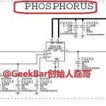 Phosphorus-Schaltplan