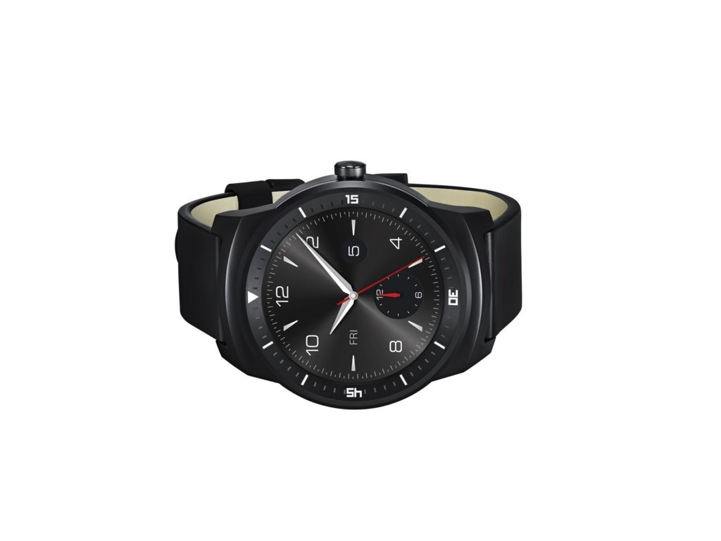 LG G Watch R - Android-Wear-Smartwatch