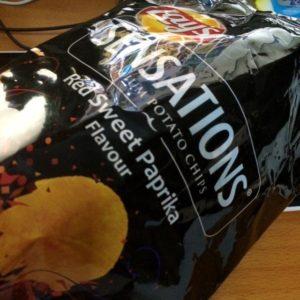 Chips - Lays Sensations