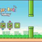 Flappy Birds Family - Screenshot