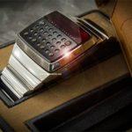 HP-01 - Taschenrechner-Uhr