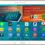 Samsung Galaxy Tab S 10.5 - Produktfoto