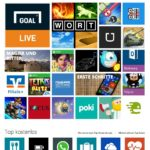 Windows Phone Store - Screenshot