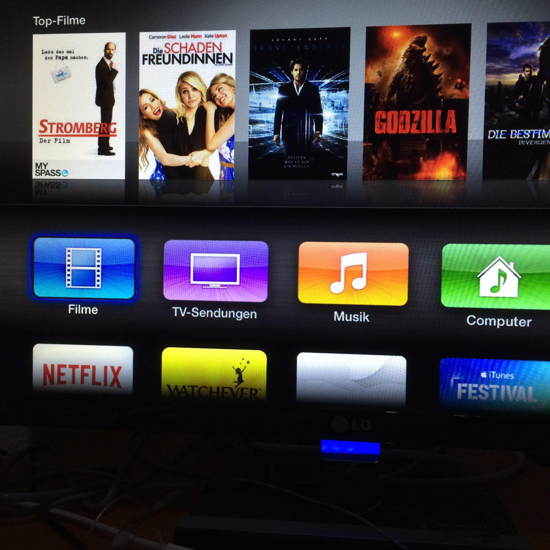 Apple TV - Update