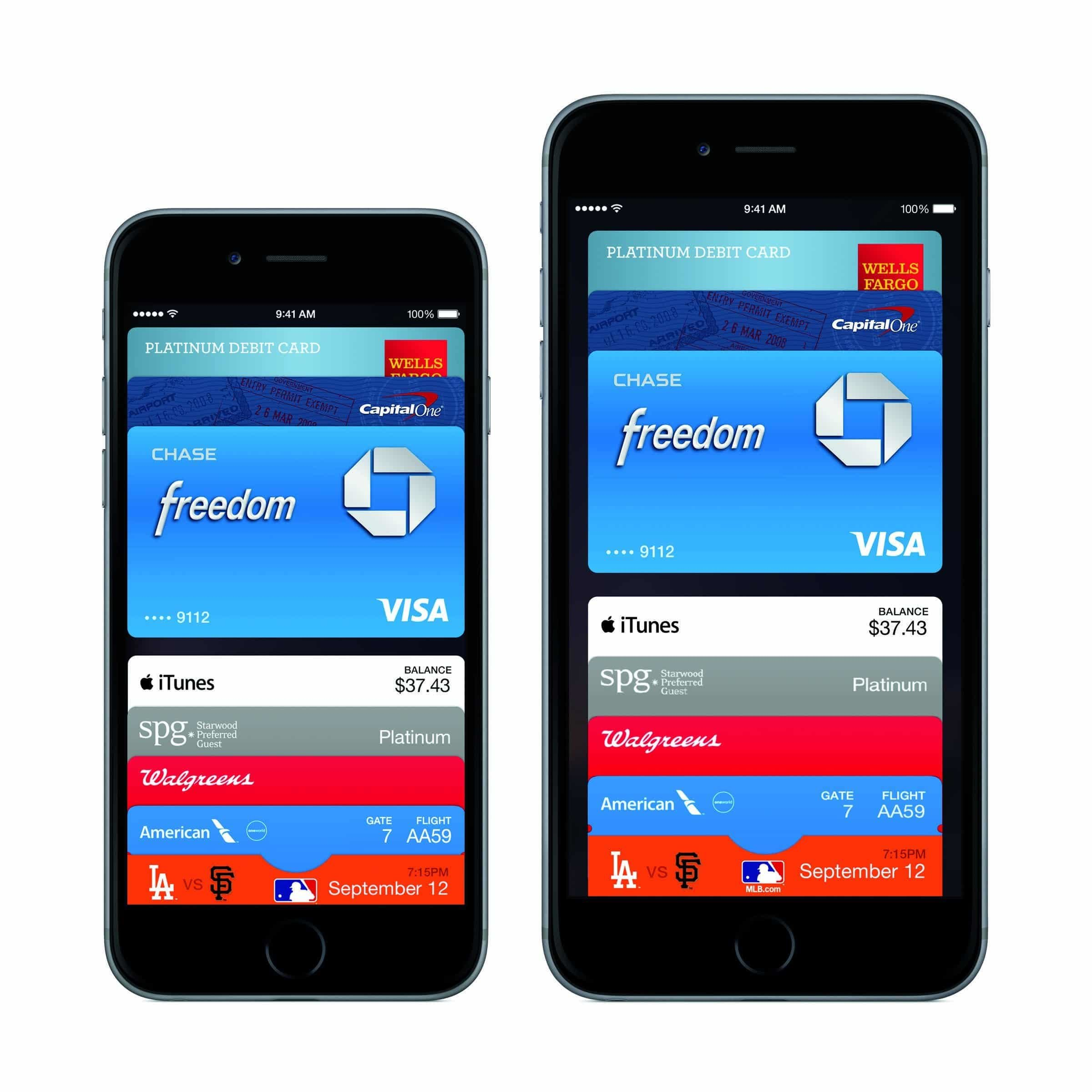 iPhone 6 und iPhone 6 Plus mit Apple Pay