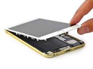 iPhone 6 Plus - Display geöffnet