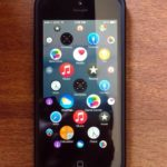 Apple Watch UI auf iPhone