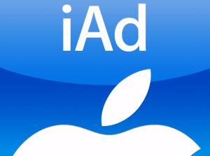iAd - Abbildung